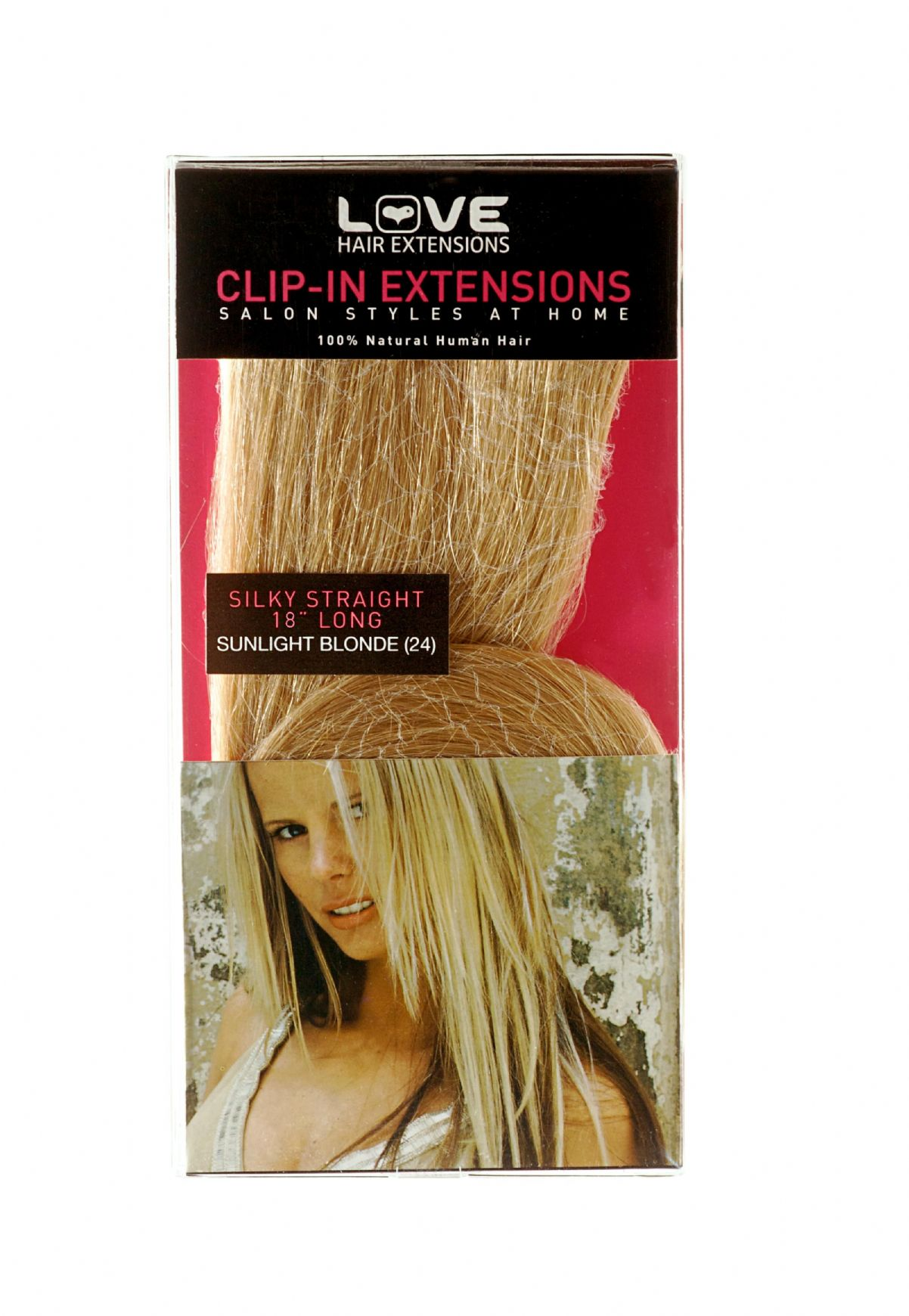 Deluxe Human Hair Single Piece Clip In 35g Silky Straight